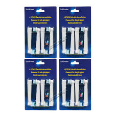 16Pcs Electric ToothBrush Heads 4Pcs/pack Soft Replacement For Braun Oral B