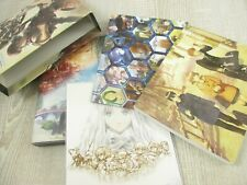 .hack Sekai no Mukouni Versus Hybrid Pack World Edition Art Set Book 2012 Ltd