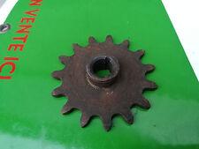 N.O.S pignon 15 DTS moteur VAP mobylette cyclomoteur