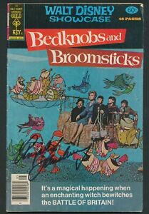 ANGELA LANSBURY ACTRESS AUTOGRAPH SIGNED AUTO BEDKNOBS & BROOMSTICKS COMIC BOOK