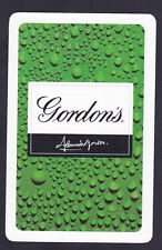 Single Gordon's Gin,Swap/ playing card