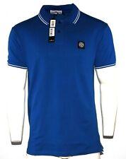 Stone Island Mens T-Shirt Navy Blue Classic Fashion Size M L