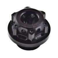 Black GP Engine Oil Cap For Suzuki GSXR 600 750 Top CNC Aluminum Filler Lid