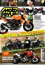 MOTO REVUE 3804 DUCATI 696 Monster KTM 690 TRIUMPH 675 KAWASAKI ER-6 HONDA CB F