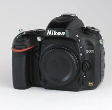 Nikon D600 DSLR Kamera Gehäuse 1a Zustand