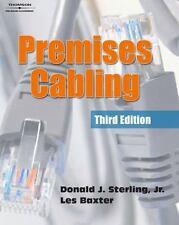 Premises Cabling by Donald J., Jr. Sterling and Les Baxter (2005, Paperback,...