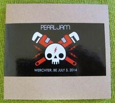 Pearl Jam -Werchter 2014 - Bootleg Live (2CDs)