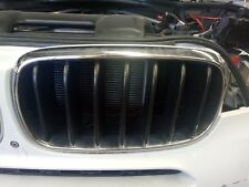 BMW F15 X5 FRONT GRILL FOR LEFT HAND SIDE FITS 13 14 15 16 17 GENUINE CHROME