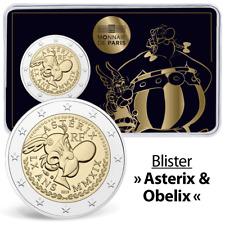 Frankreich - 2 Euro 2019 Asterix - Coincard Asterix und Obelix