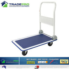 Platform Trolley 150KG PRO® H/D Industrial Flat Bed Foldable Hand Truck Cart