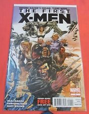 The FIRST X-MEN #1 - Neal Adams - NM Unread Issues.. (2012)