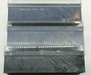(3) Mico - Projector Faultless Econo Trays 30 Compatible - Plastic- Used - P09C