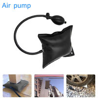 Air Wedge Pump Up Inflatable Bag Clamp Shim For Car Door Window Opener Tool Auto