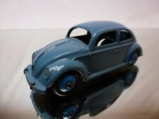 DINKY TOYS 181 VW VOLKSWAGEN BEETLE - BLUE 1:43 - VERY GOOD CONDITION