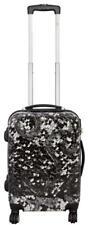Hartschalen Koffer Trolley Reise Urlaub Handgepäck Motiv PM Black Glamour Gr. M