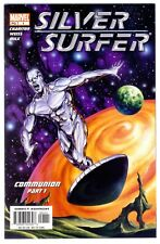 1)SILVER SURFER Vol.5 #1(9/03)CHARITON/WEISS/MILX(LOW PRINT RUN)CGC WORTHY(9.8)!