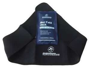 Hot Cold Gel Pack Wrap Belt Cuff Compress Ice Heat Reusable Back Waist Shoulders