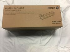 Genuine Xerox 108R00777 Yellow Imaging Unit WorkCentre 6400
