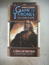 CIZ Game of Thrones The Card Game A Roll Of The Dice Chapter Pack NEW Sealed