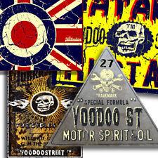 HOT ROD  STICKER PACK BY VOODOO STREET™