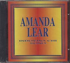 AMANDA LEAR - Indovina chi sono GIORGIO MASTROTA CD ITALY 1993 SIGILLATO SEALED