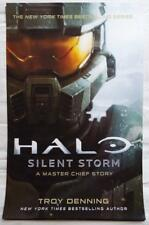 NYCC 2018 HALO Silent Storm A Master Chief Story POSTER