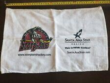 Vintage 2006-2007 New Mexico Scorpions Hockey Rally Towel