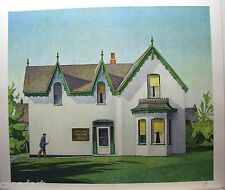 A.J.CASSON group of seven SIGNED THE CLIENT LE art numbered Platinum edition