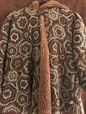 Corkey Coat Girls size 8, Fleece warm
