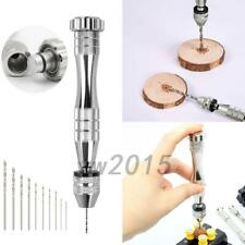 Precision Hand Drill Tools For Resin  Wood Polymer Clay Jewelry Making AU Local