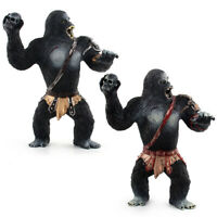 Chimpanzee Soldier Orangutan Figure Gorilla Animal Model Collector Kid Gift Toy