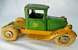 Hubley Kenton Antique Cast Iron Vintage Dump Truck