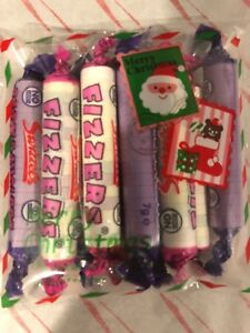 Swizzels Parma Violets & Fizzers Christmas Stocking Filler Stuffer Gift Bag