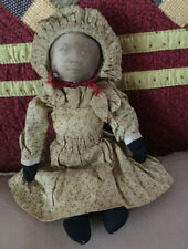 Antique Babyland Rag Cloth Doll