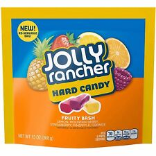 JOLLY RANCHER 13 oz Bag FRUITY BASH Hard Candy HERSHEY CO. Exp. 4/19+ SHIP 3@$7