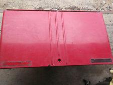 Boot lid for Citroen 2cv .1400+Citroen parts in Ebay shop