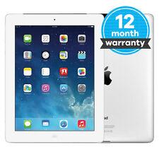 Apple iPad 2 16GB, Wi-Fi + 3G (Unlocked), 9.7in - White