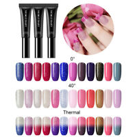 NICOLE DIARY 8ml Thermal Color Changing UV Gel Polish Soak Off Nail Art Varnish