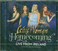 Celtic Woman - Homecoming Live From Ireland Dvd & Cd Sigillato