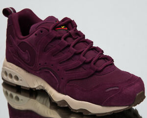 Nike Air Terra Humara '18 Leather Men's Bordeaux Sand Lifestyle Sneakers Shoes