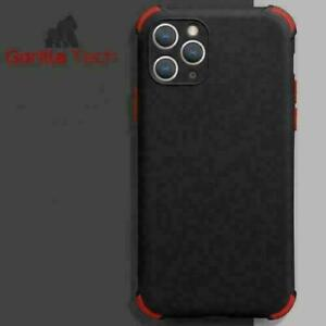 Gorilla Tech Shock Proof Silicone Case Soft Smooth Cover for iPhone 12 Pro 11 X
