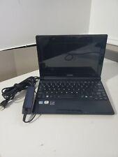 Toshiba NB505 Netbook Laptop Windows 7, Intel Atom, 1 GB, 64 GB SSD, WORKS!