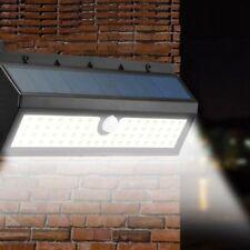 62 LED Solar Power Light Sensor Outdoor Motion Wall Bright Security  Lamp MY