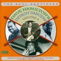 DAVE HAMILTON'S DETROIT DANCERS VOLUME 3 NEW & SEALED NORTHERN SOUL CD (KENT