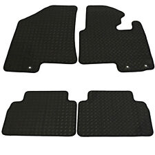 For Kia Sportage MK3 2010-2015 Fully Tailored 4 Piece Rubber Car Mat Set
