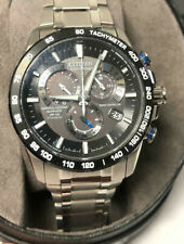 Mens Citizen Eco Drive E650-S075181 Perpetual Calendar Stainless Steel Watch