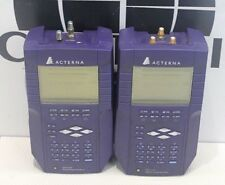 *TWO* (2) JDSU Acterna Wavetek SDA-5000 CATV Analyzer (NO Charger)