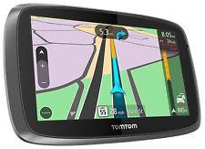 "TomTom Go 600 Trucker Portable 6"" Gps Lifetime Truck Maps + Traffic Usa/Canada B"