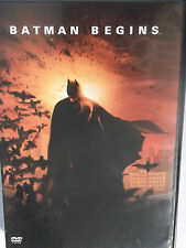 Batman Begins - Christian Bale, Michael Caine, Gary Oldman, Morgan Freeman