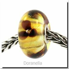Authentic Trollbeads Glass 61353 Translucent Flower :1 RETIRED